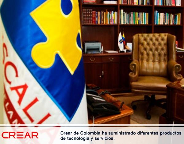Fiscalia Crear De Colombia