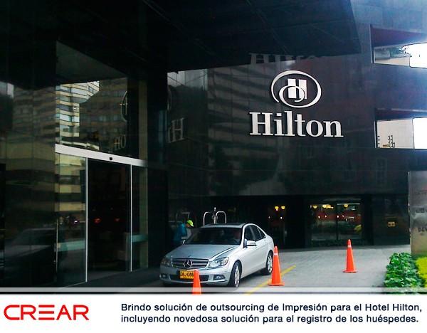 Hilton Crear
