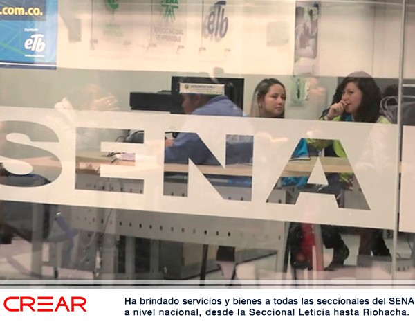 Sena Crear De Colombia