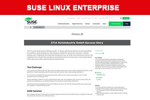 SUSE Linux Enterprise crear