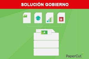 Solución Gobierno papercut