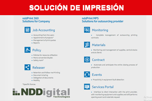 Soluciones de impresion NDDigital