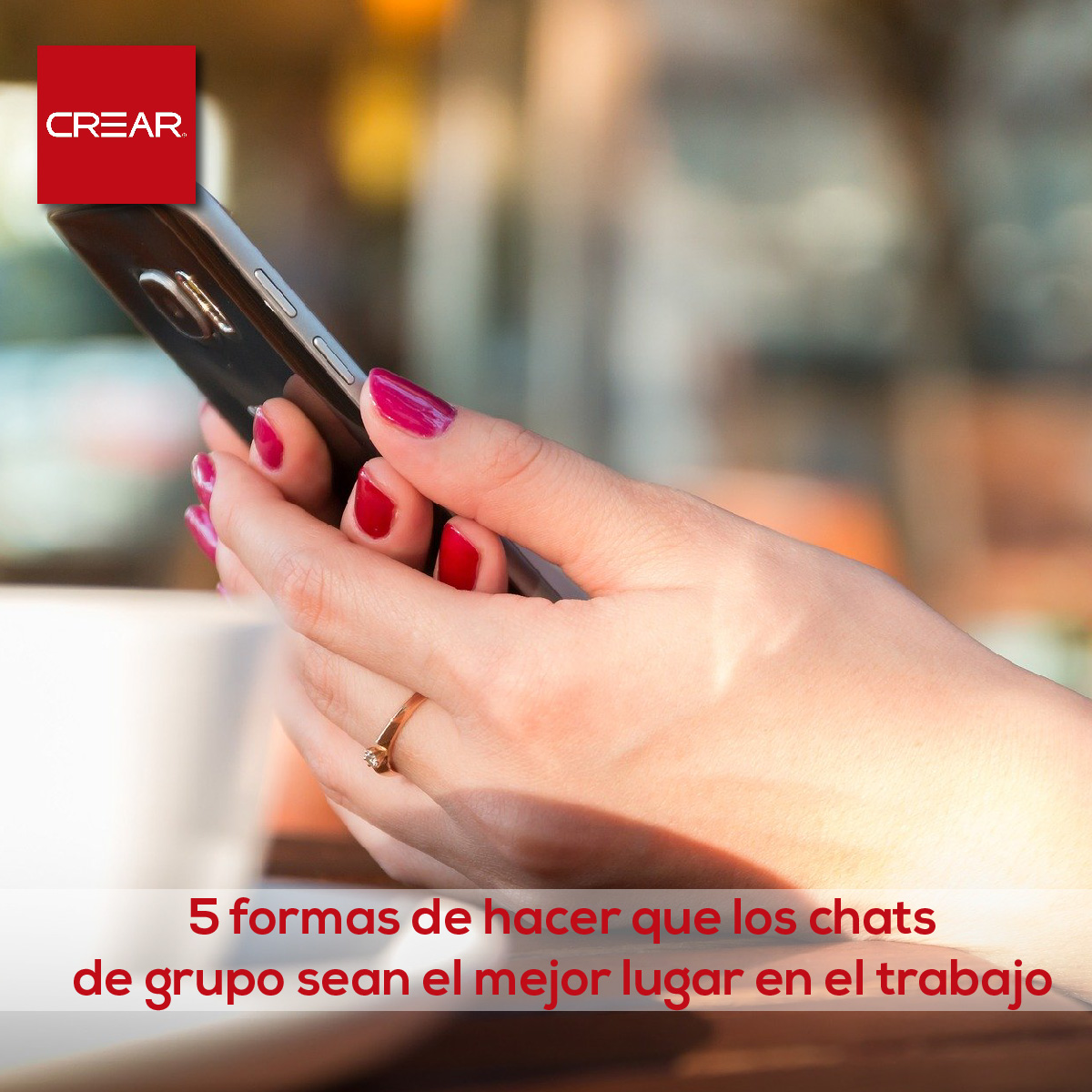 5 Formas De Hacer Que Los Chats De Grupo Sean El Mejor Lugar En El Trabajo