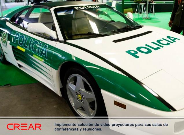 Policia Crear De Colombia