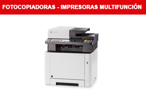 Fotocopiadoras - Impresoras Multifunción