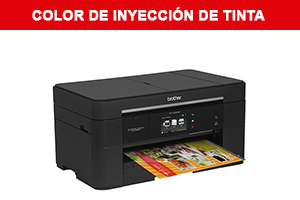 impresora Brother inyeccion de tinta