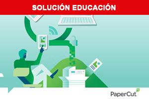 papercut soluciones educacion