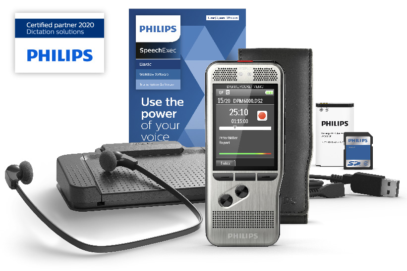 Productos De Dictado Philips